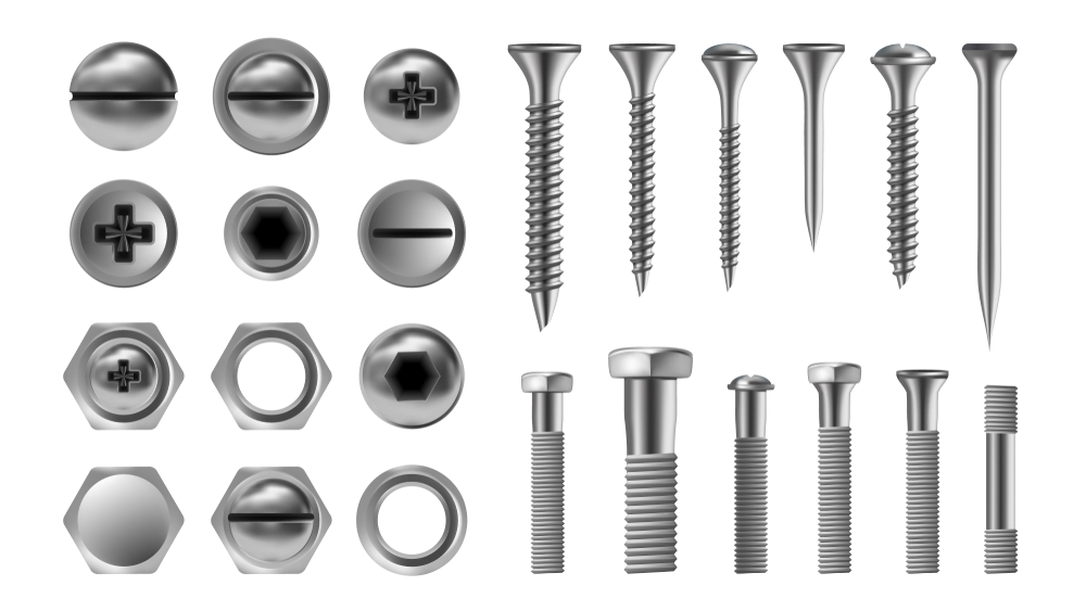 Different Types and Properties of Rivets